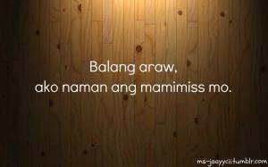 Tagalog Quotes Patama SA Crush