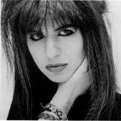 Michael Steele bassist for The Bangles. Susanna Hoffs got all the ...