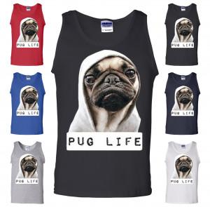 Funny Thug Life Quotes Home pug life dope thug life