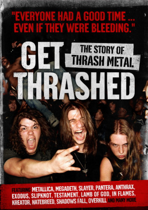 the get thrashed journey begins in the early 80s where metallica