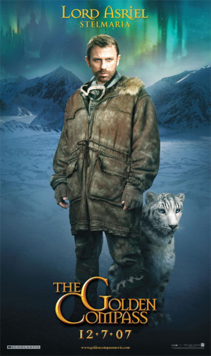 The Golden Compass Movie Stills and Character Posters
