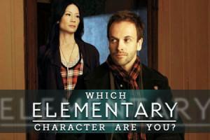 Elementary - Personality Quiz