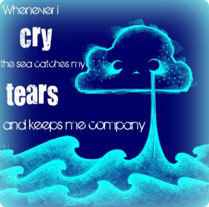 Whenever I Cry…