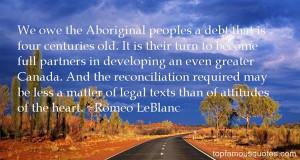 Top Quotes About Aboriginal Reconciliation