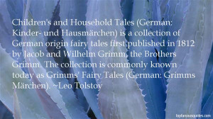 Quotes About Grimm Fairy Tales Pictures