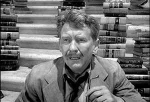 Burgess Meredith - The Twilight Zone One of my favorite episodes!