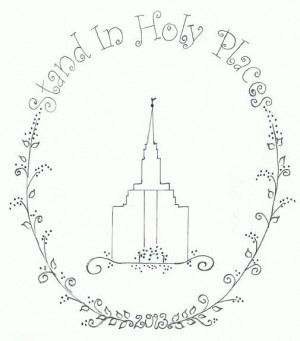 ... Quotes, Young Women, Holy Places, Stitches, Places Embroidery, Quotes