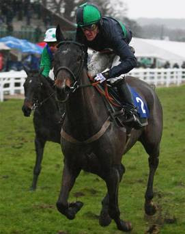 Tony McCoy on Restless d'Artaix holds on to beat Timmy Murphy on The ...