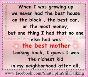 Dedikert til min nydelige mamma ♥♥♥