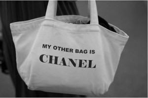 bag is chanel bag white bag bags tote funny fashion tote bag cool ...