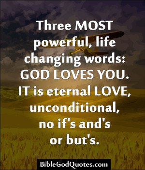 god quotes about life changes