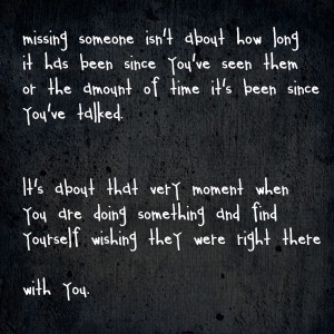 Miss You So Much Quotes For Him