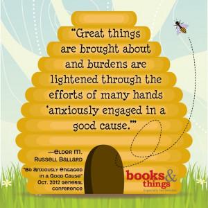 Ballard bees @Lucy! Books & Things