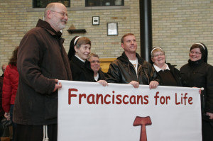 Franciscan Friars, Franciscan Sisters of Christian Charity and Secular ...