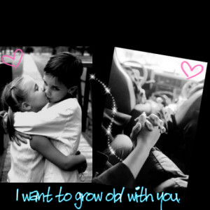 Grow Old With You Scrap For Orkut
