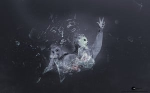 Corey Taylor wall HD by AndrewImmortal