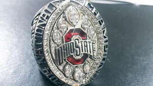Ohio State Football National Championship Ring