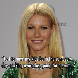 The 16 Most Irritating Quotes From Gwyneth Paltrow's Harper's ...