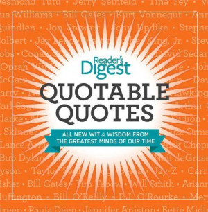 Quotable #Quotes: Wit and Wisdom from the Greatest Minds of Our Time ...