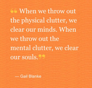 quote, clutter