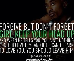 Girl keep your head up