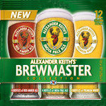ALEXANDER KEITH 39 S BREWMASTER COLLECTION LABATT Description A 12
