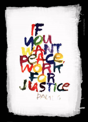 ... peace.Quotation   Pope Paul VI in his message for the Day of Peace