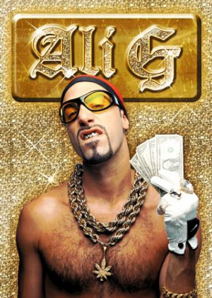 Original articles from our library related to the Ali G Ali G Quotes ...
