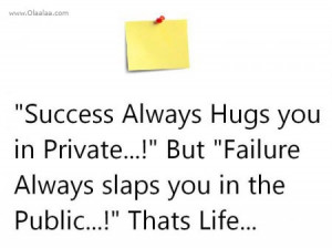 Success Quotes-Thoughts-Failure-Life Reality-Best Quotes-Nice Quotes