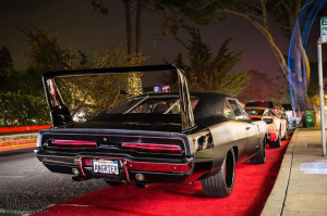 2010 #OUSCI competitor, Mike Musto's 1969 Dodge Charger Daytona ...