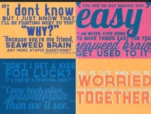 Percabeth quotes