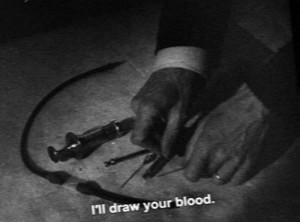 scary death blood quote quotes creepy horror kill b&w Grunge draw dark ...