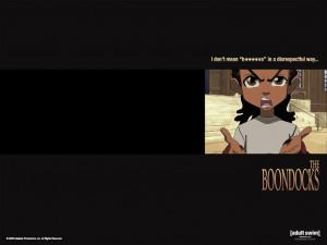 The Boondocks Riley Freeman Wallpaper Picture