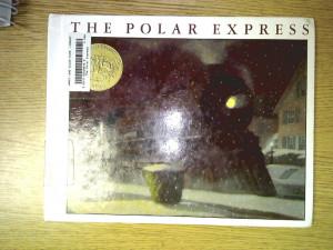 The Polar Express- Chris Van Allsburg