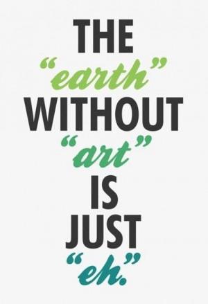 quote Art appreciation