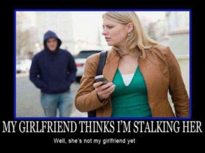 The Stalking Boy Friend
