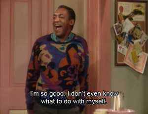 cliff huxtable bill cosby The Cosby Show