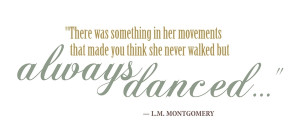 Every opportunity to dance was taken,