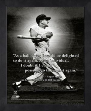 New York Yankees Roger Maris