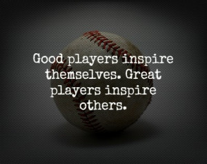 inspirational baseball quotes