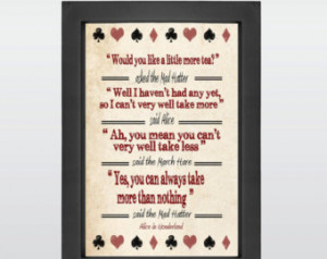 alice in wonderland alice in wonderland quotes poster quote quotes