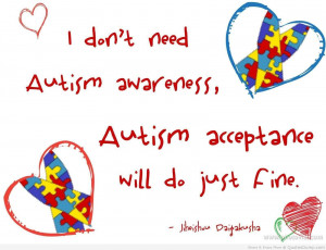 Autism Quotes Images