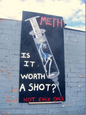 Anti Meth Ads Not Funny Html