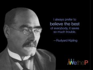 Happy Birthday, Rudyard Kipling! 1865-1936 Joseph Rudyard Kipling was ...