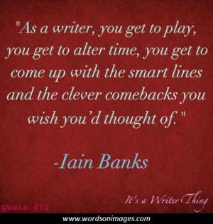 Famous author quo...