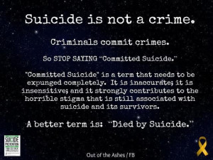 Suicide Prevention Quotes | Suicide and self harm prevention quotes ...