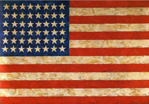 10 jasper johns flag painting owned by steven a cohen