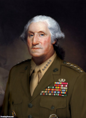 General George Washington - pictures
