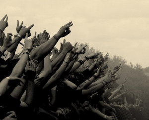 Hands,Photography,People,Concert