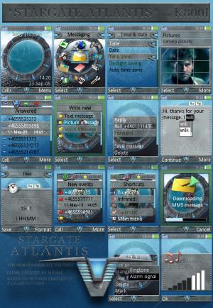 Stargate Atlantis Theme Pro